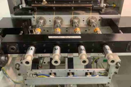 4 Spindle Winding Machine