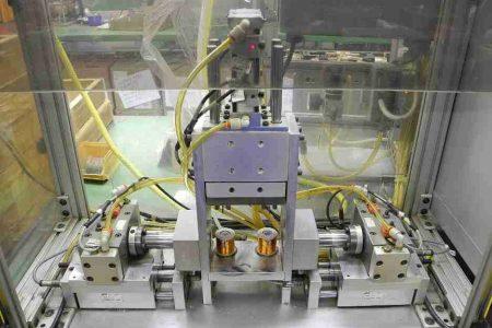 Terminal Bending Machine