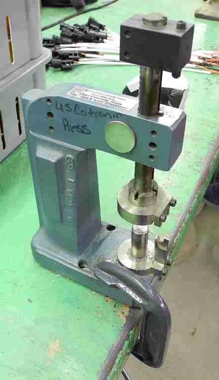 Lisk Hand Press